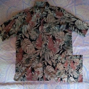 Tori Richard Hawaiian Shirt 🌴🥥